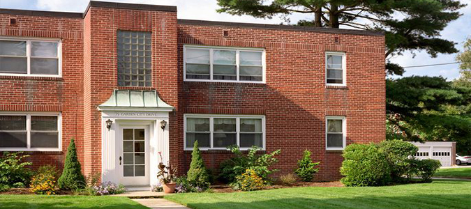 Capstone Properties Now Managing Garden City Apartments in Cranston, RI